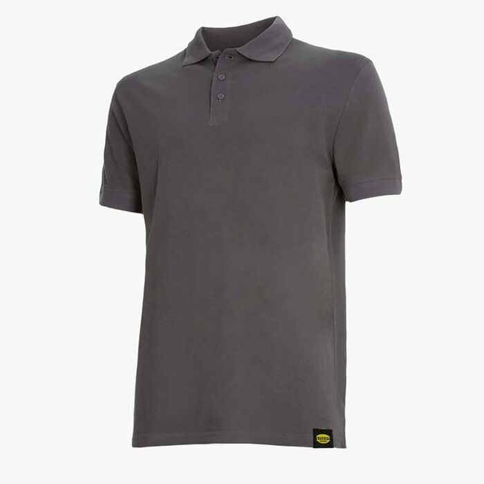 POLO MC ATLAR II, STEEL GREY, large