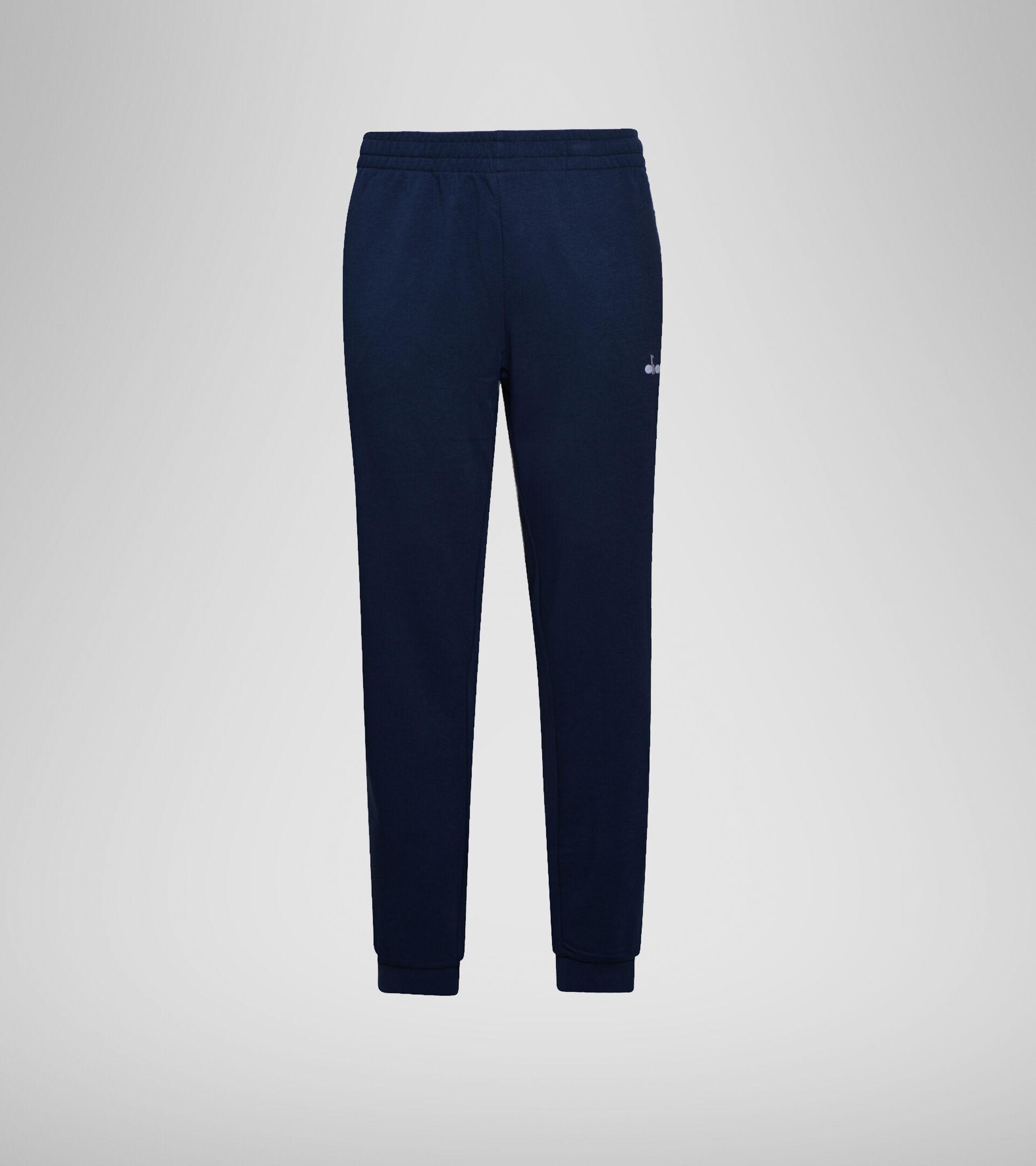 Pantaloni sportivi - Uomo PANT CUFF CORE BLU CORSARO - Diadora