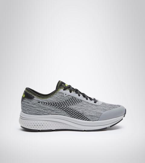 Sports shoes - Men PASSO STEEL GRAY/BLACK - Diadora