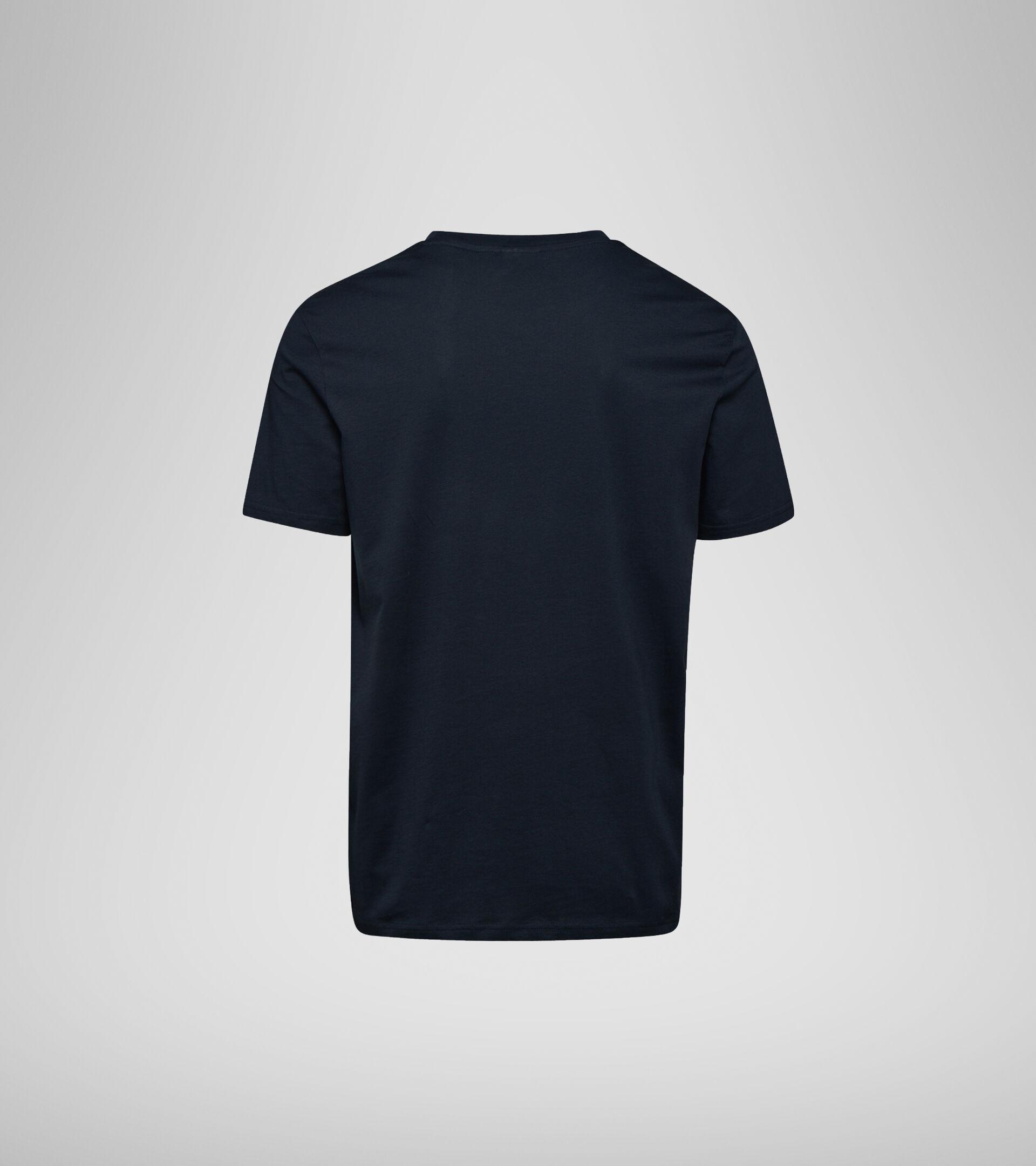 Apparel Sport UOMO SS T-SHIRT CORE OC BLUE CORSAIR Diadora