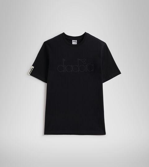 Apparel Sportswear UNISEX T-SHIRT SS DIADORA HD BLACK Diadora