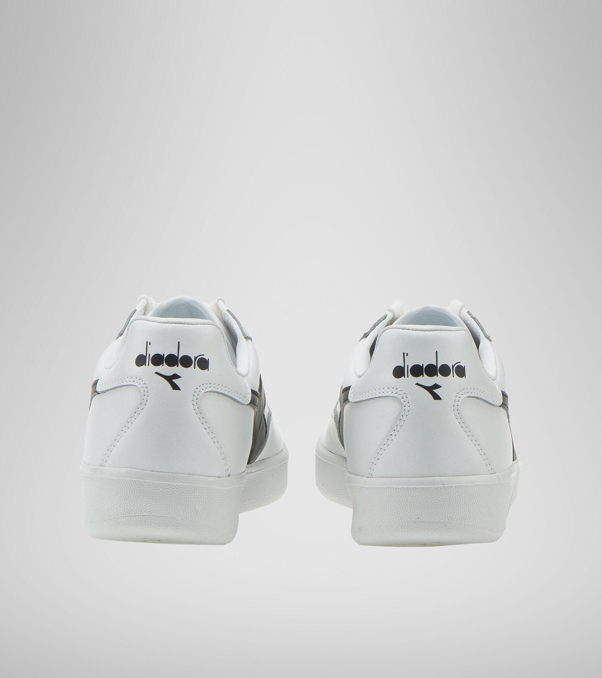 Sports shoe - Unisex B. ELITE WHITE/WHITE/BLACK - Diadora