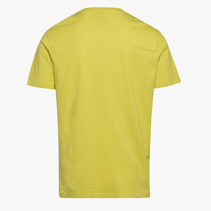 SS T-SHIRT SPECTRA OC, YELLOW, large