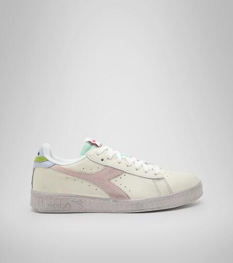 Sportswear shoes - Women GAME L LOW ICONA WN ORCHID TINT/HALOGEN BL/POTPOUR - Diadora