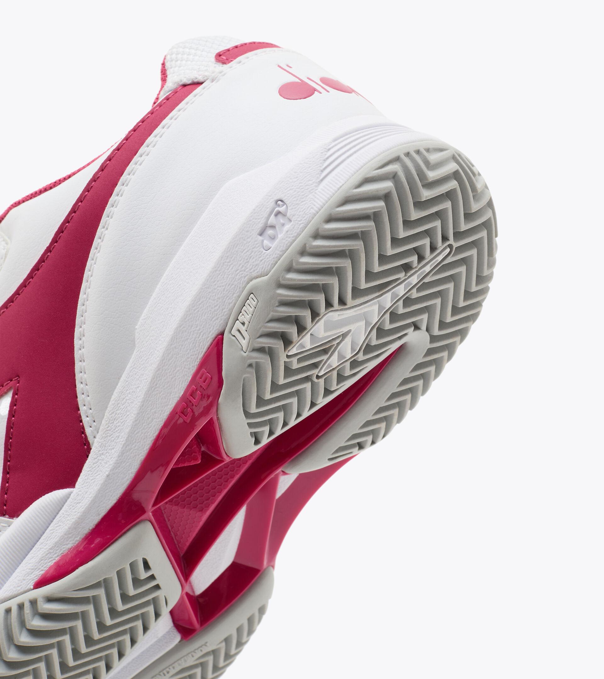 Footwear Sport DONNA S. CHALLENGE 3 W SL CLAY BIANCO/ROSA JAZZY Diadora