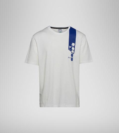 T-shirt - Unisex T-SHIRT SS ICON WHITE MILK - Diadora