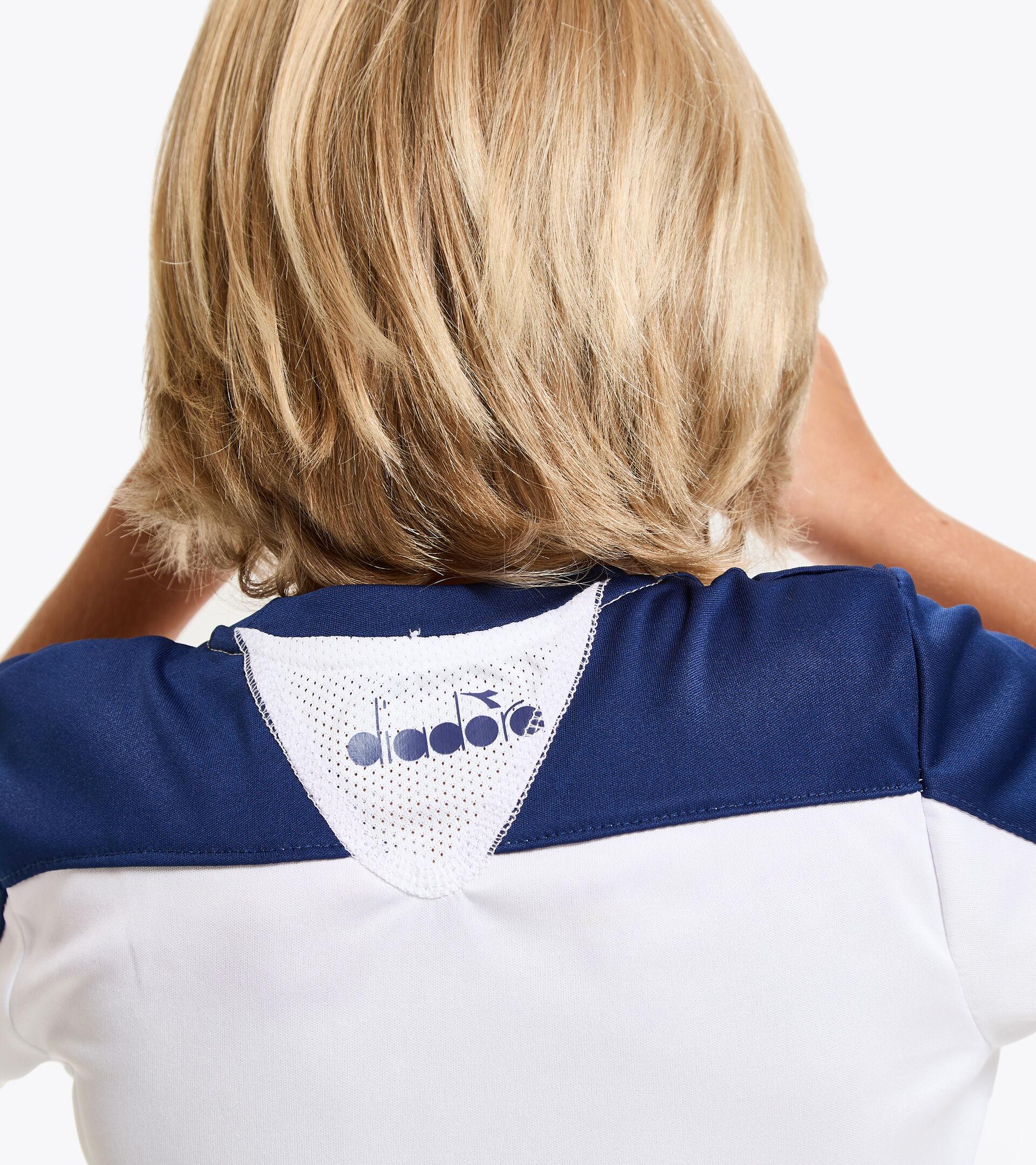 Tennis-T-Shirt - Junior J. T-SHIRT TEAM GUTBLAU - Diadora