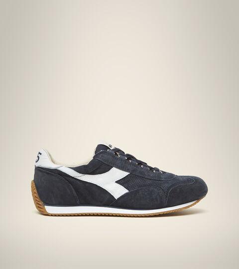 Heritage shoe - Unisex EQUIPE SUEDE SW BLUE DENIM/WHITE - Diadora