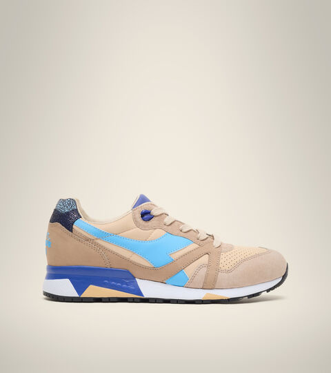 Chaussures Heritage Made in Italy - Homme N9000 ITALIA BEIGE - Diadora