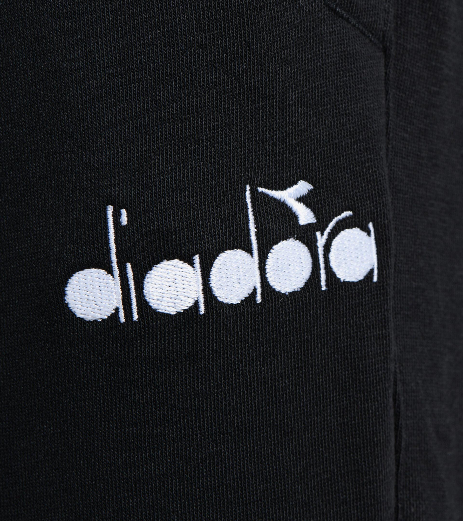 Apparel Sport UOMO PANT CUFF CORE BLACK Diadora