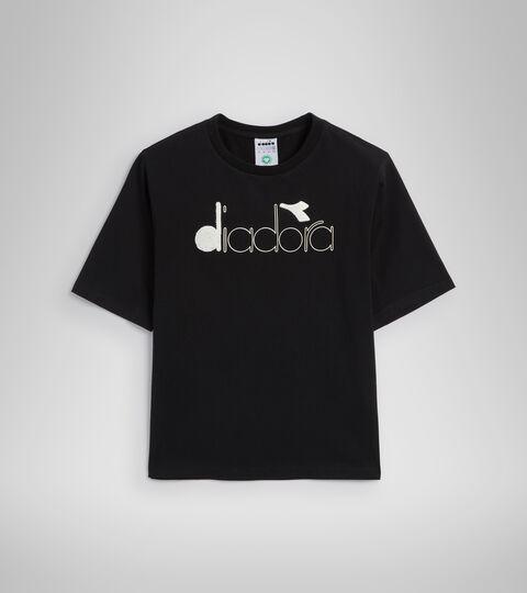 T-shirt - Women L. T-SHIRT SS URBANITY BLACK - Diadora