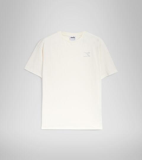 T-shirt - Femme L.T-SHIRT SS BLINK BLANCHE MURMURE - Diadora