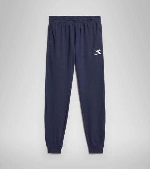 Sports trousers - Men PANTS CUFF CORE CLASSIC NAVY - Diadora