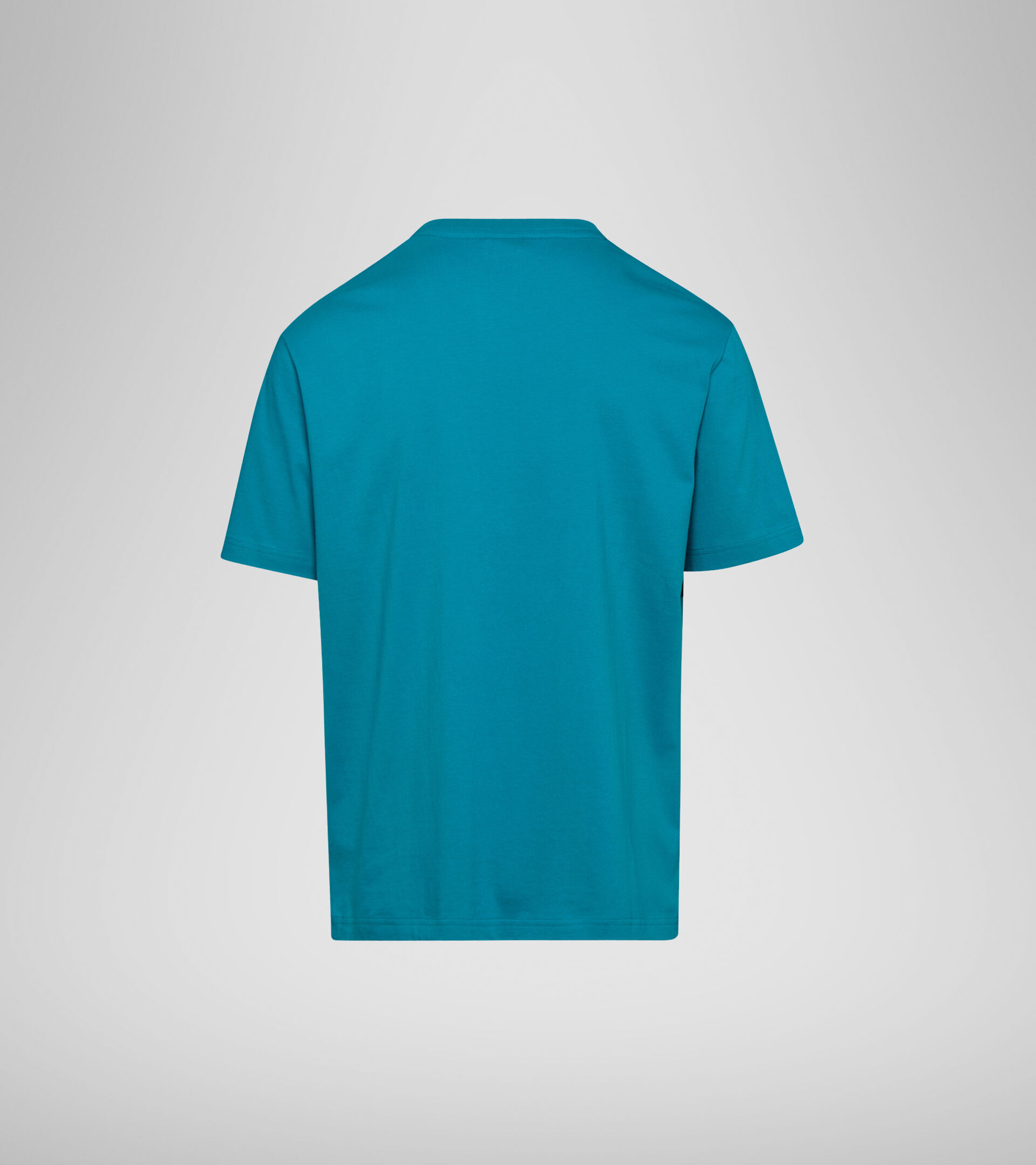 Apparel Sportswear UOMO T-SHIRT SS ICON STELLA VERDE ACQUA Diadora