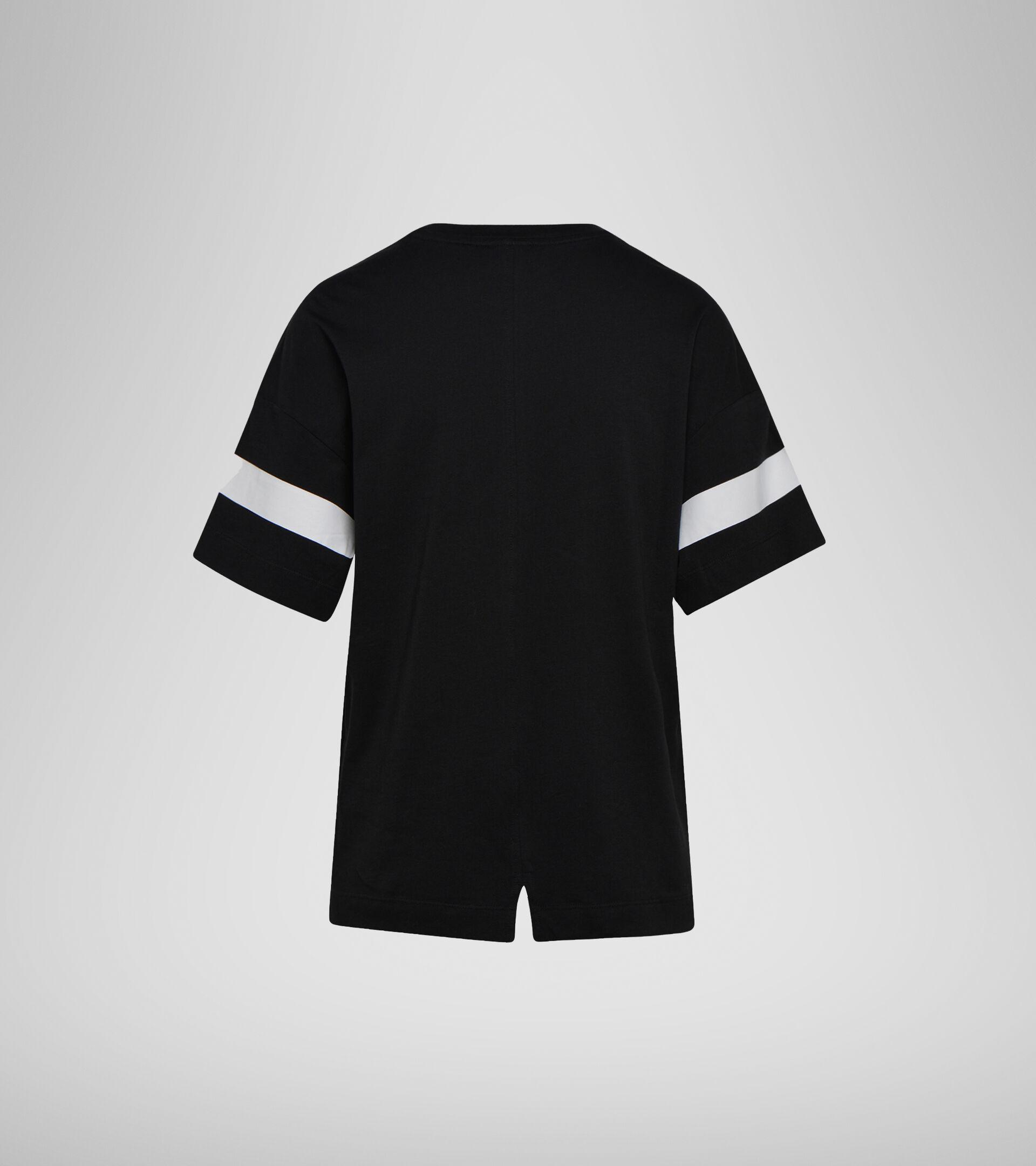 Apparel Sport DONNA L. T-SHIRT SS SPOTLIGHT BLACK Diadora