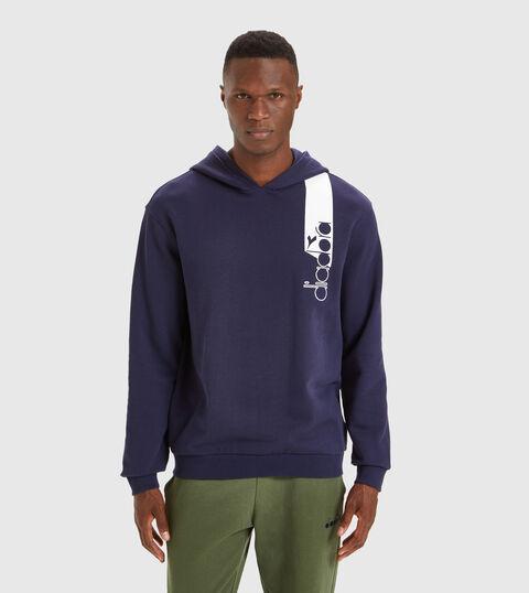 Hooded sweatshirt - Unisex HOODIE ICON CLASSIC NAVY - Diadora