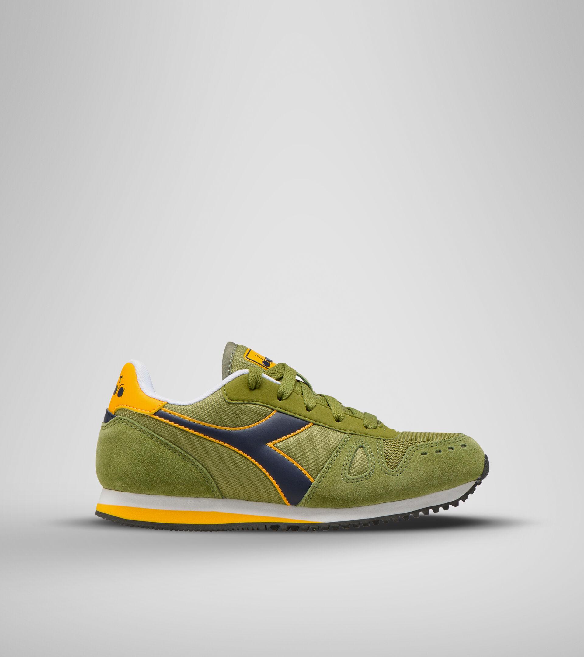 Footwear Sport BAMBINO SIMPLE RUN GS VERDE CALLISTE Diadora