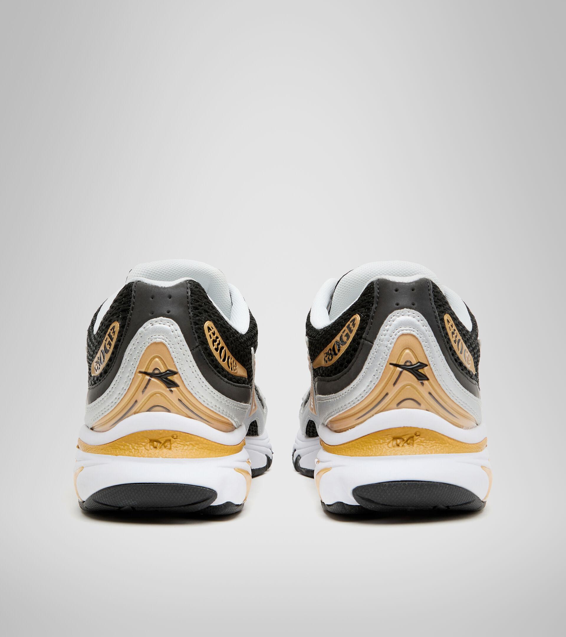 Footwear Sportswear UNISEX MYTHOS PROPULSION 280 NERO/ORO Diadora