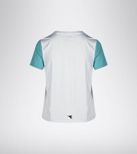 T-shirt de tennis - Femme L. SS T-SHIRT BLANC VIF - Diadora