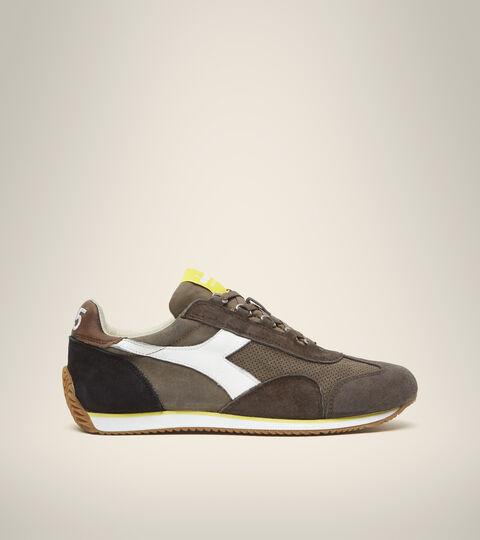 Heritage-Sneaker - Unisex  EQUIPE SUEDE SW SCHOKOLADENSTREUSEL BRAUN - Diadora