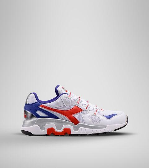 Chaussures de sport - Homme MYTHOS BLC/ROUGE ARDENT/SPECTRE BLEU - Diadora