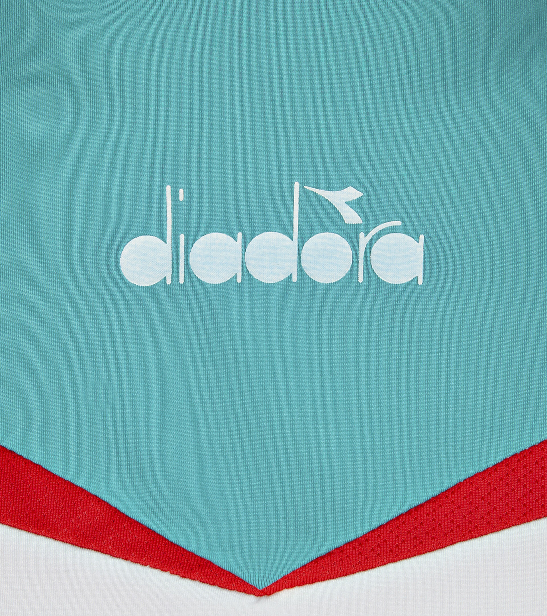 Tennis T-shirt - Women L. SS T-SHIRT OPTICAL WHITE - Diadora