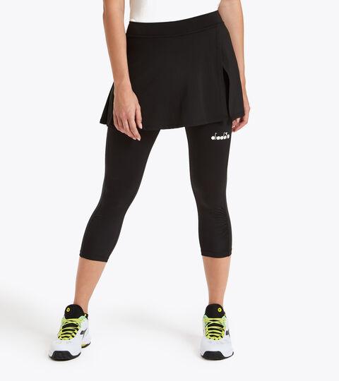 Tennis skirt - Women L. POWER SKIRT BLACK - Diadora