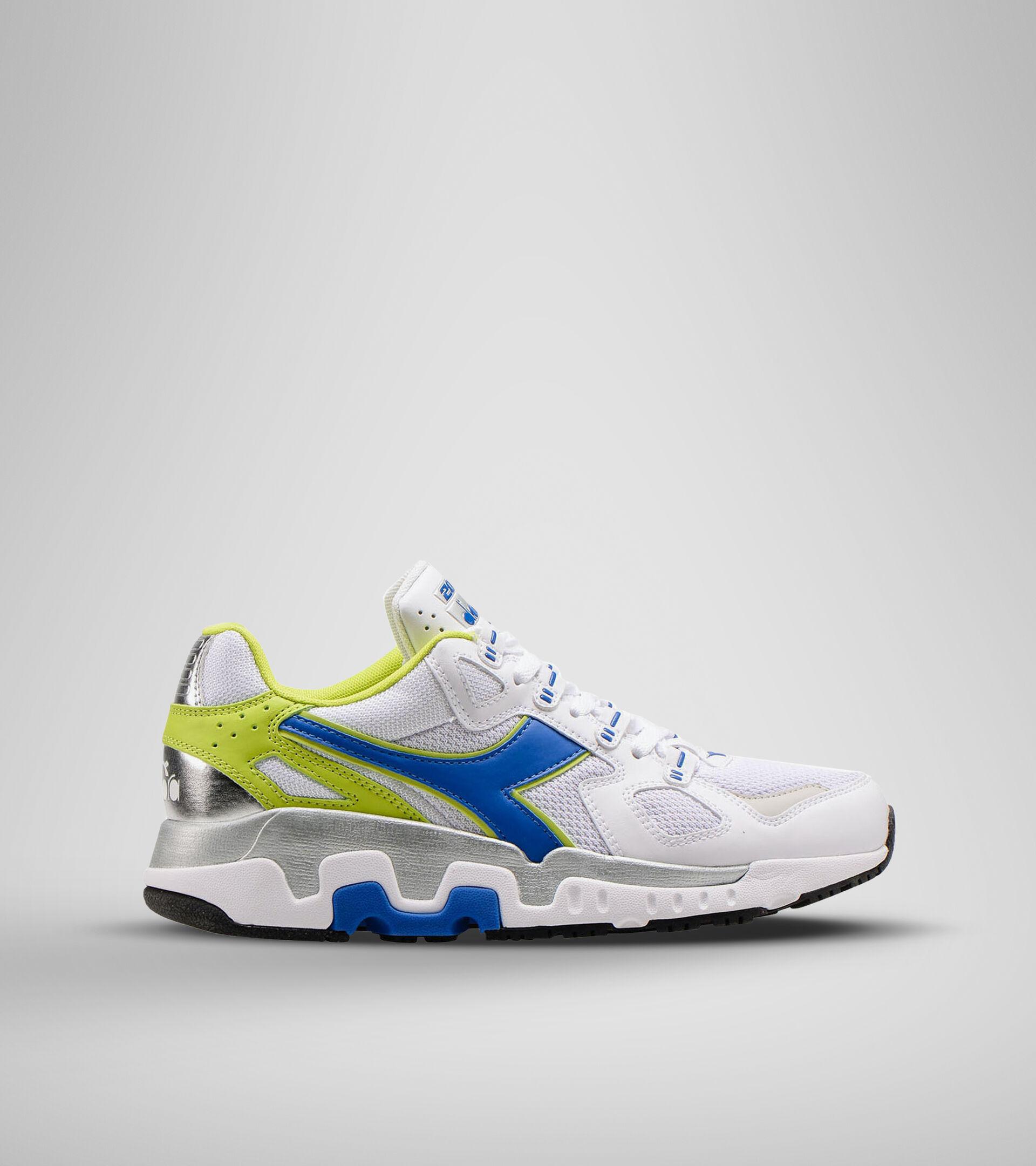 Sports shoe - Men MYTHOS WHITE/MICRO BLUE/SILVER DD - Diadora