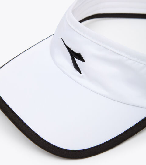 Accessories Sport UNISEX VISOR BLANCO/NEGRO Diadora