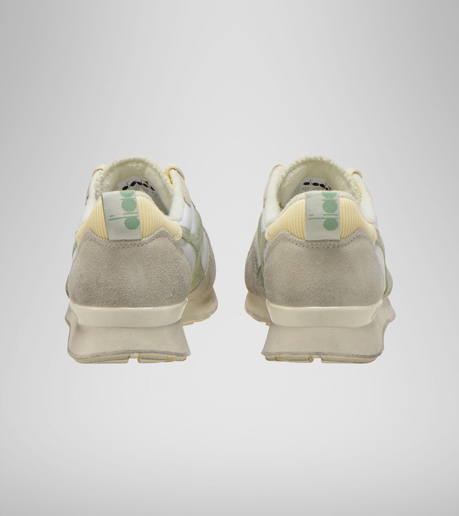 Footwear Sportswear DONNA CAMARO ICONA WN BLANCO/VERDE CELADON Diadora