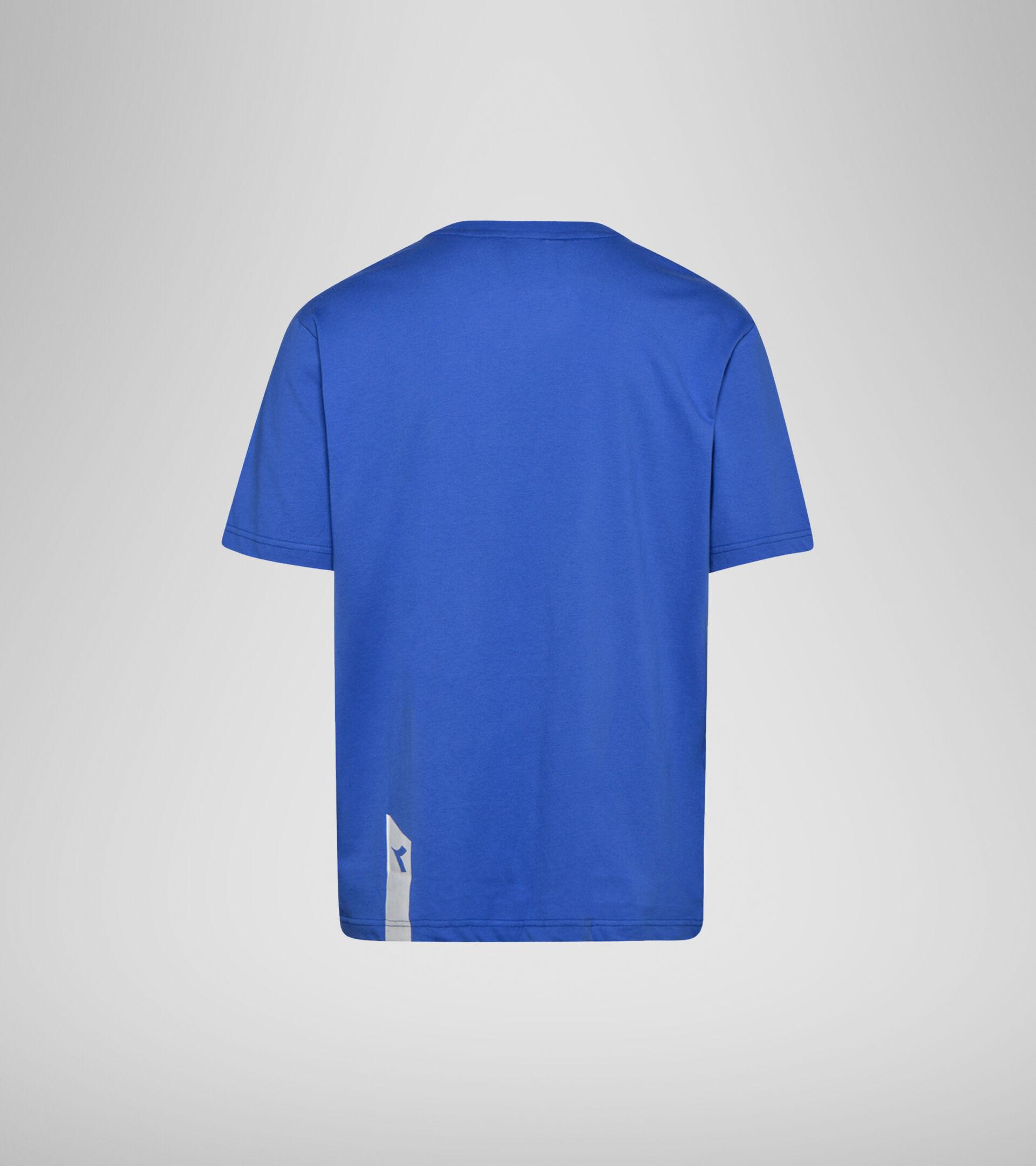 T-shirt - Unisex T-SHIRT SS ICON BLUE PERSIA - Diadora