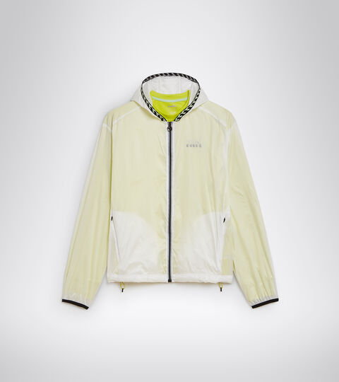 Apparel Sport DONNA L. MULTILAYER JACKET BE ONE OPTICAL WHITE Diadora