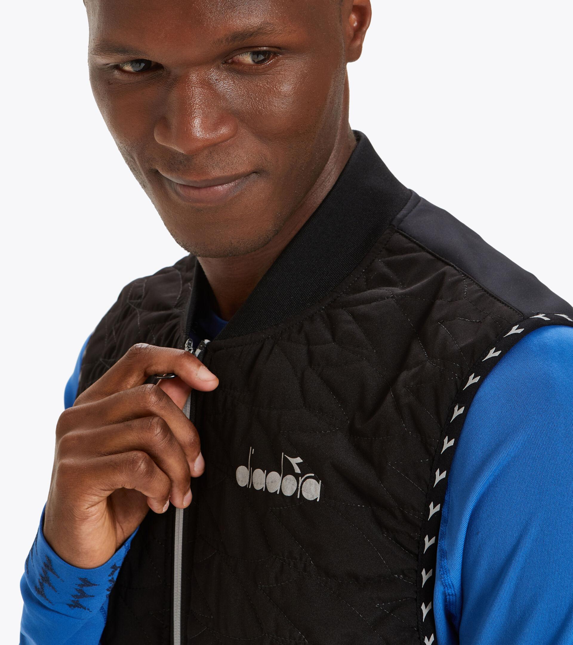 Apparel Sport UOMO URBAN VEST BE ONE BLACK Diadora
