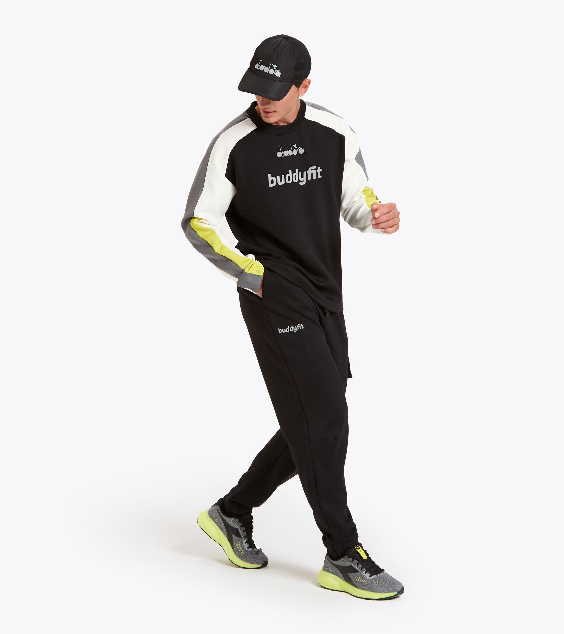 Apparel Sport UOMO PANTS BUDDYFIT NEGRO Diadora