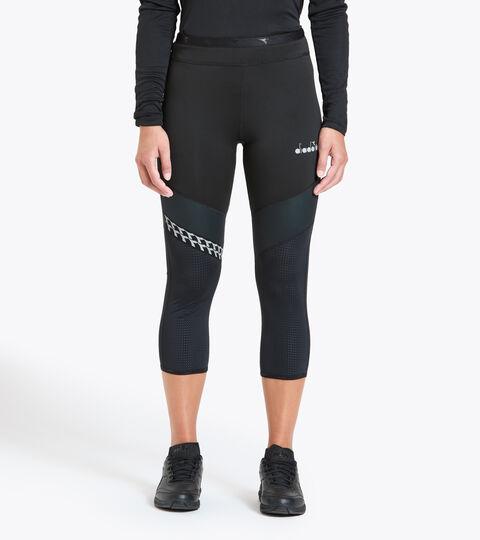 Running leggings - Women L. 6/8 REVERSIBLE TIGHTS BE ONE ALLOY - Diadora