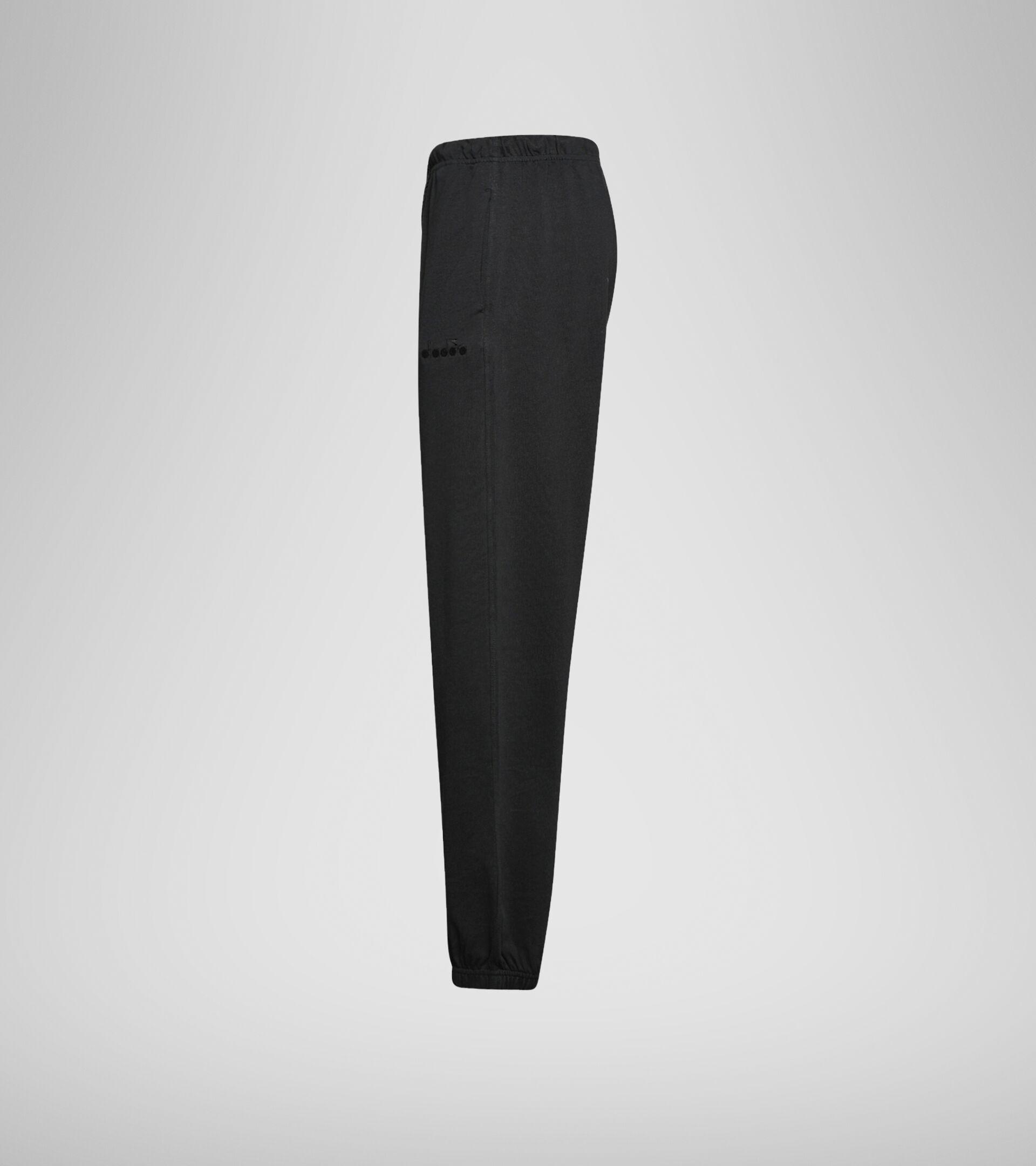 Pantalones deportivos - Mujer L. PANT CUFF LIGHT CORE NEGRO - Diadora