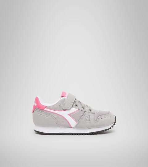Footwear Sport BAMBINO SIMPLE RUN PS GRIS PALOMA Diadora