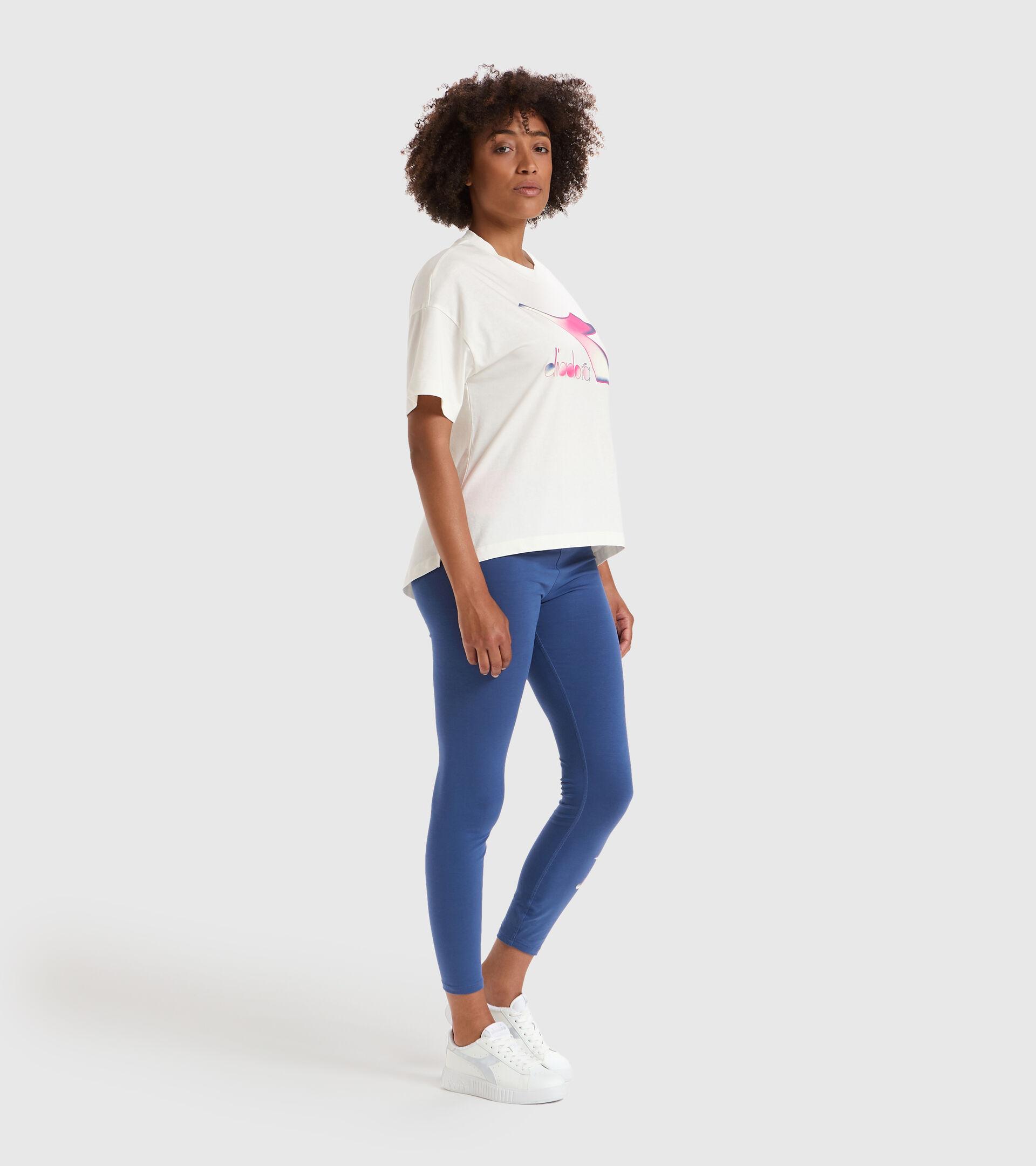 T-shirt - Women L.T-SHIRT SS LUSH WHISPER WHITE - Diadora