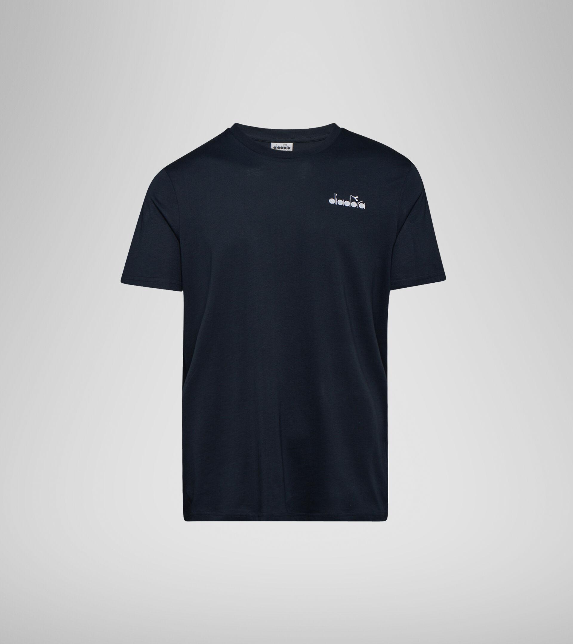 T-Shirt - Herren SS T-SHIRT CORE OC SCHWARZ SCHWERTLILIE - Diadora