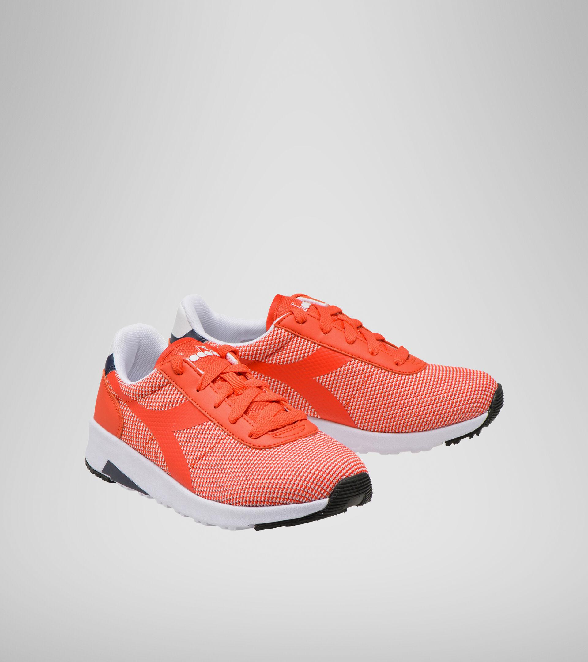 Sports shoes - Youth 8-16 years EVO RUN GS FIESTA/BLACK IRIS - Diadora