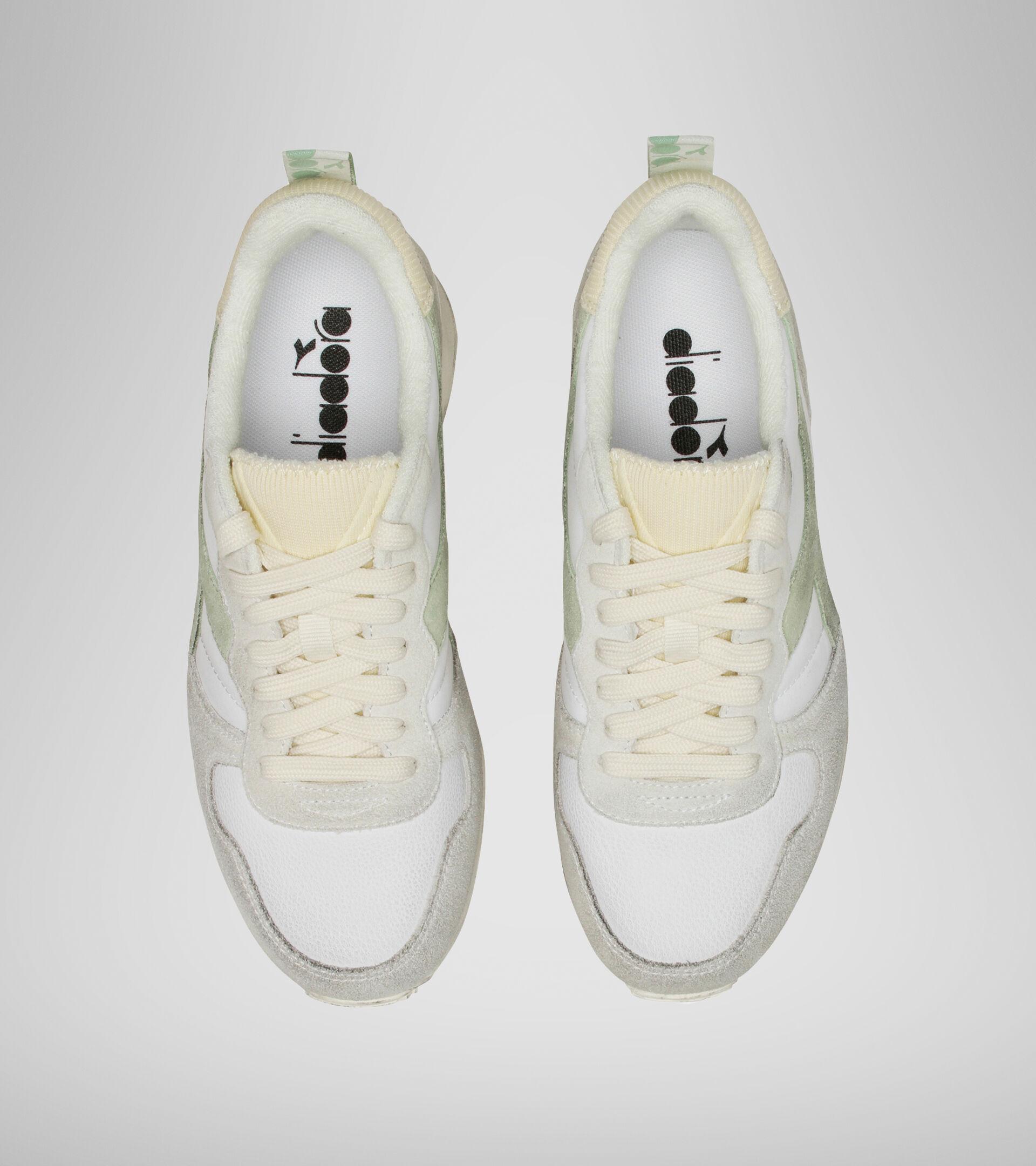 Footwear Sportswear DONNA CAMARO ICONA WN BCO/VERDE CELADON Diadora