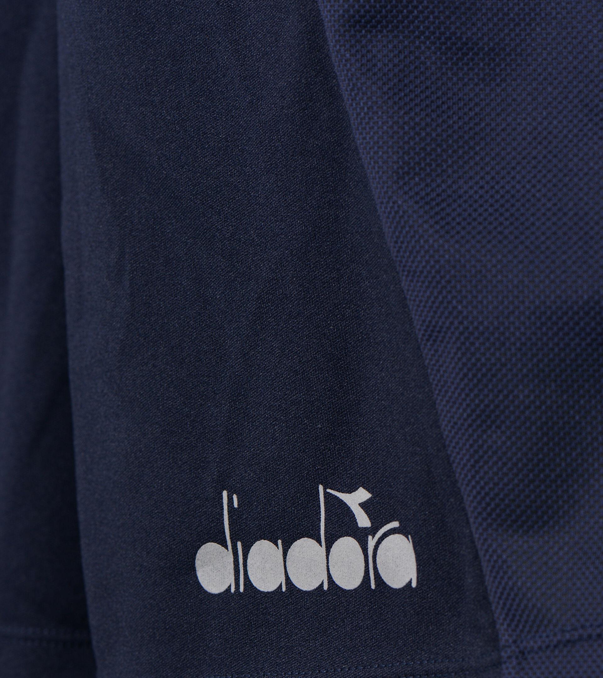 Shorts para correr - Hombre POWER SHORTS BE ONE NEGRO IRIS - Diadora