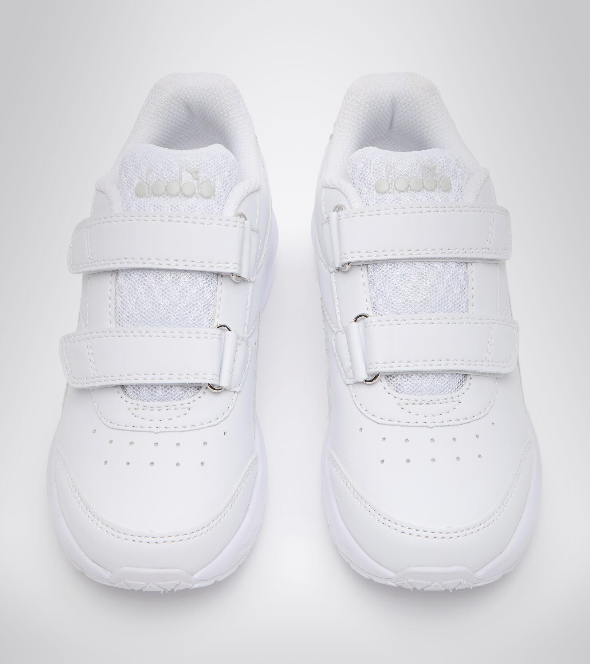 Footwear Sport BAMBINO FALCON SL JR V WHITE/WHITE/WHITE Diadora