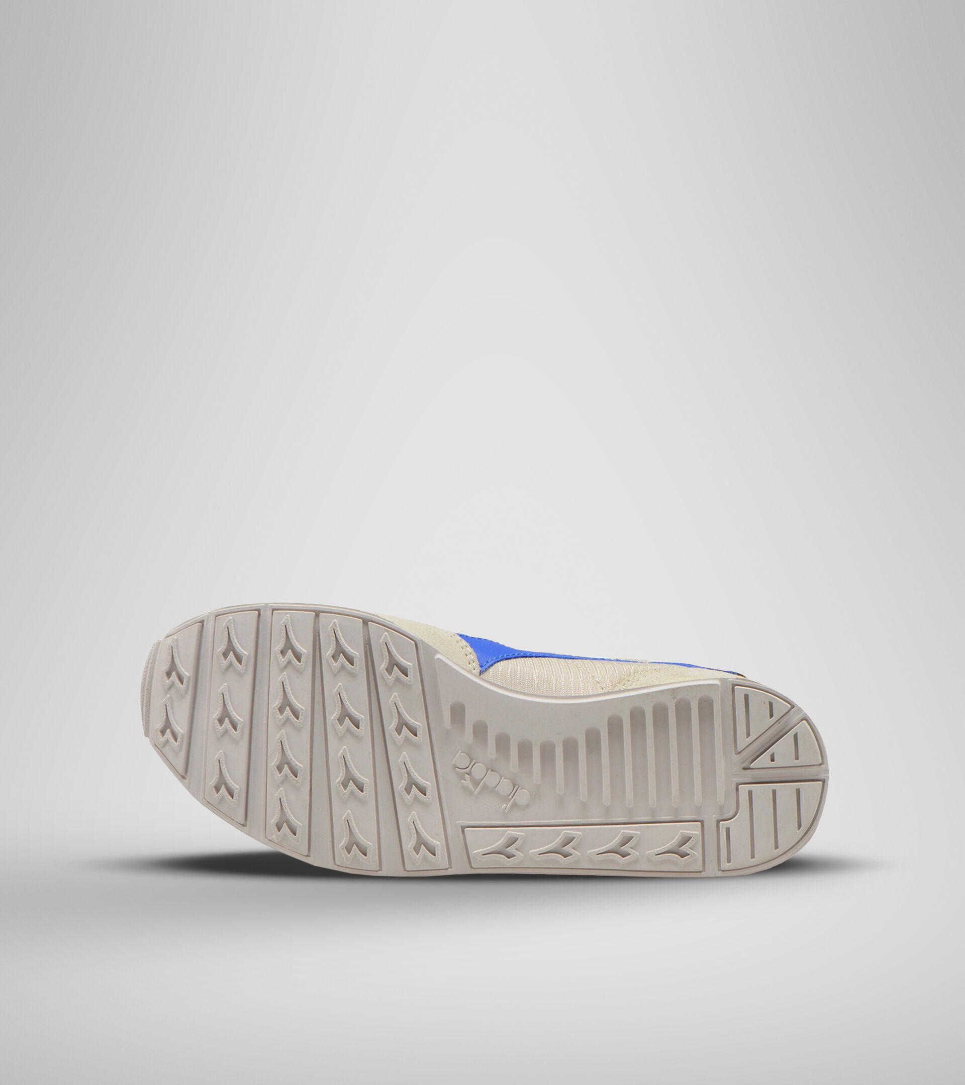 Footwear Sportswear DONNA CAMARO WN ANGORA/DAZZLING BLUE Diadora