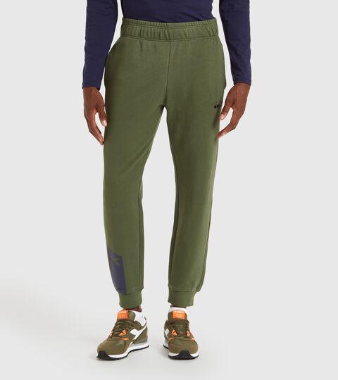 Sports trousers - Unisex  PANT ICON CYPRESS GREEN - Diadora