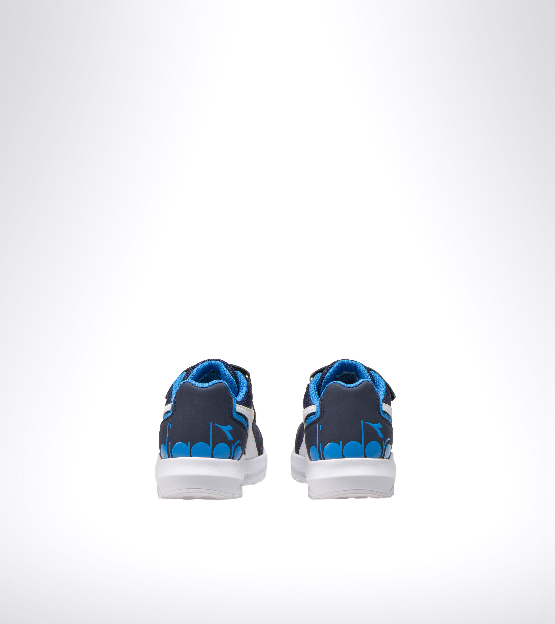 Footwear Sport BAMBINO FALCON JR V AZUL FINCA/AZUL LUMINOSO Diadora