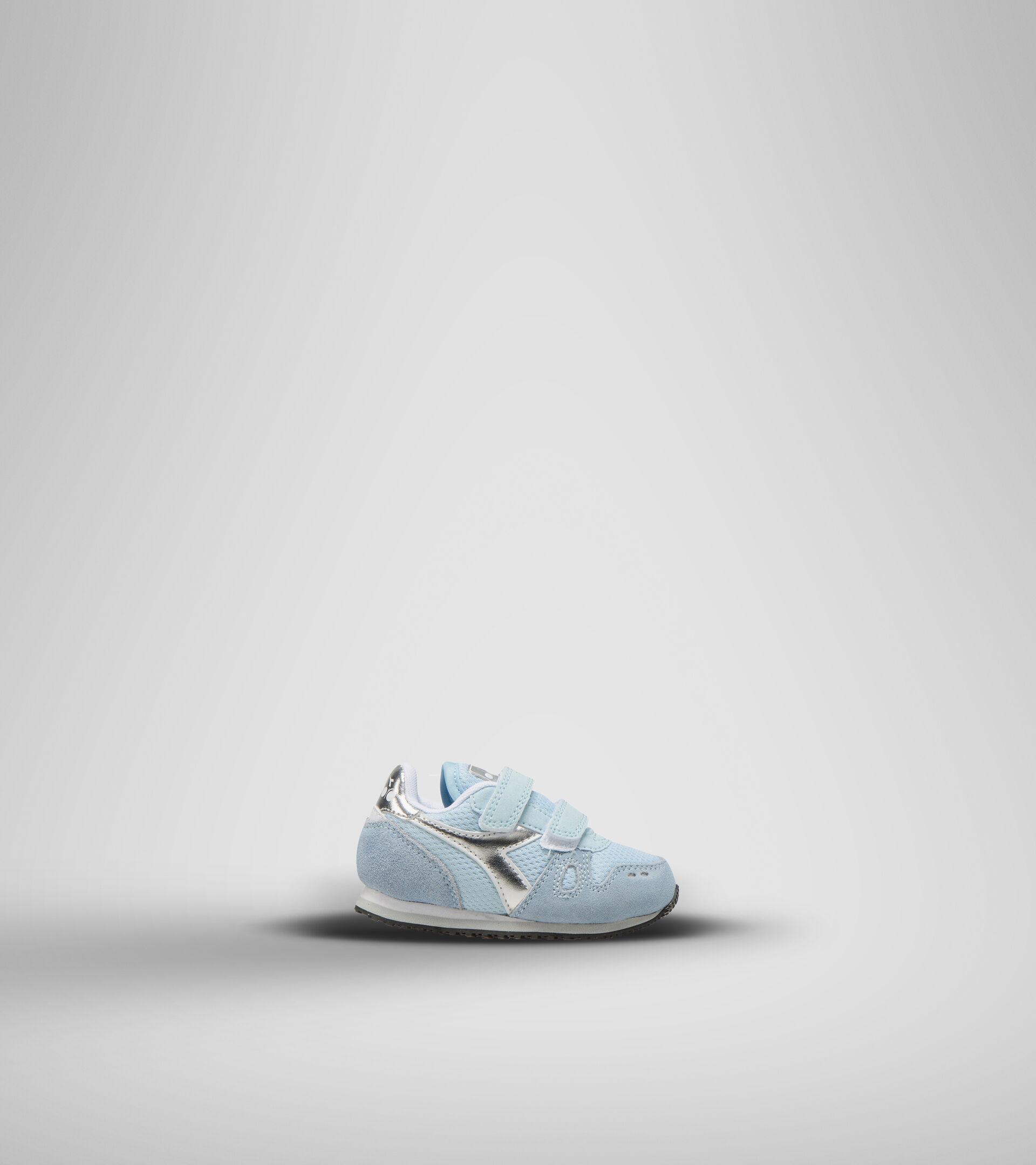Footwear Sport BAMBINO SIMPLE RUN TD GIRL AZZURRO STELLARE Diadora