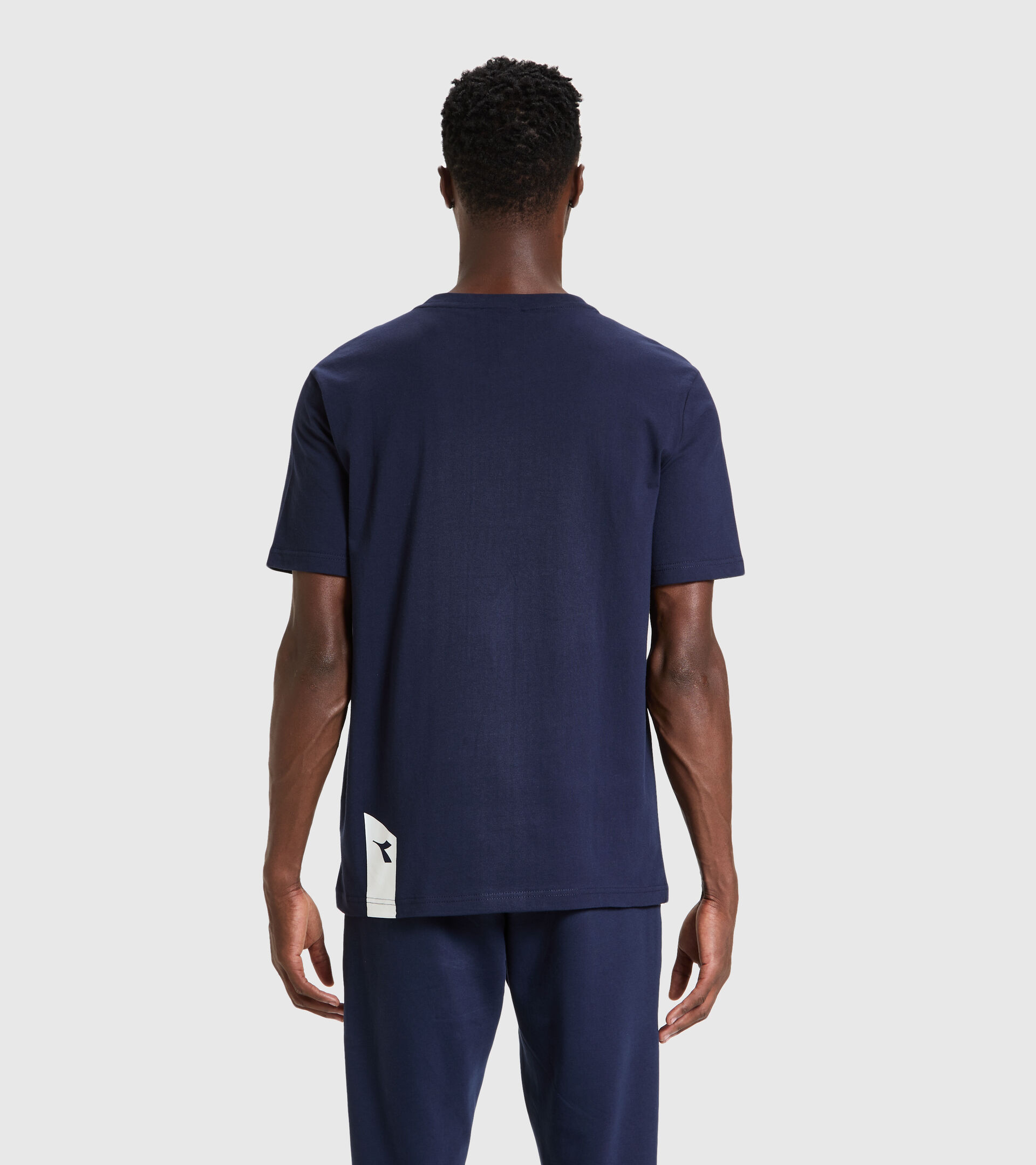 T-shirt - Unisex T-SHIRT SS ICON CABAN BLAU - Diadora