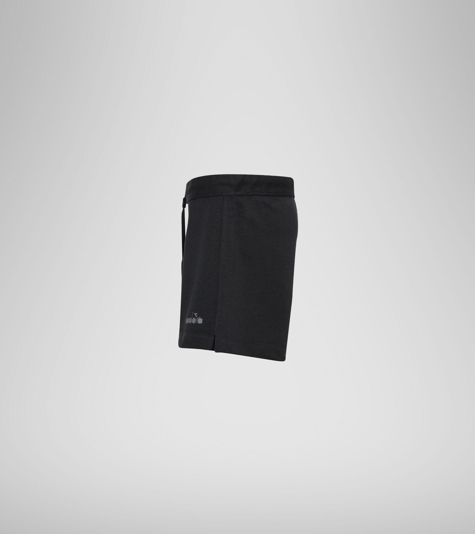 Apparel Sport DONNA L.SHORT BLACK Diadora