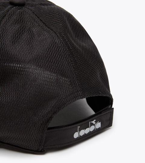 Accessories Sport UNISEX RUNNING CAP NEGRO PIRATA Diadora